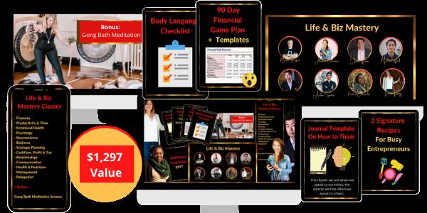 Life & Biz Mastery Bundle Transparent
