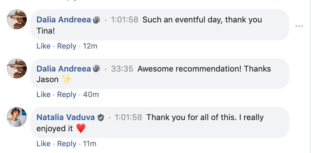 Review Tina Dahmen